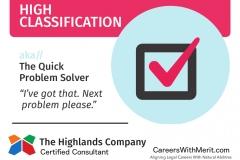 high-classification copy